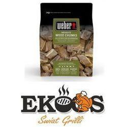 Weber Wood Chunks Mesquite - 1,5kg oferta ze sklepu CentrumNawadniania