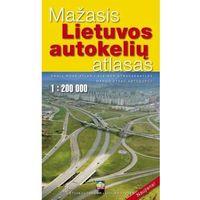 Litwa atlas 1:200 000 Jana Seta (2011)