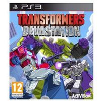 Transformer's Devastation PS3 - CDP.pl (5030917176517)