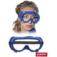 R.e.i.s. Gogle ochronne gog-air-blue
