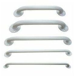 Uchwyt łazienkowy prosty 45 cm (kolor biały)