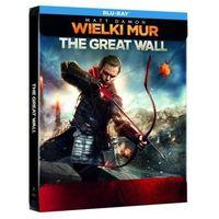 Filmostrada Wielki mur. steelbook (bd) (5902115603082)