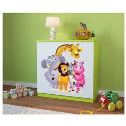 Komoda dziecięca  babydreams zoo kolory negocjuj cenę wyprodukowany przez Kocot-meble