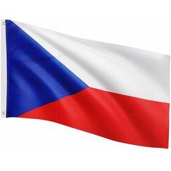 Flagmaster ® Flaga czech czeska 120x80 cm na maszt czechy - czech (4048821749247)