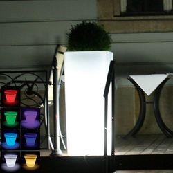 Ledart Cubotti kubis donica podświetlana rgb