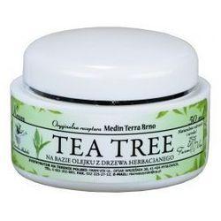 Krem tea tree 50 ml - drzewo herbaciane od producenta Farm vix