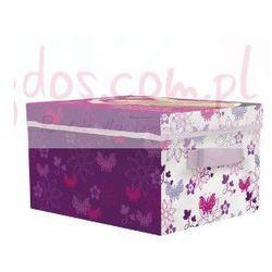 Pudełko hannah montana wyprodukowany przez Decofun