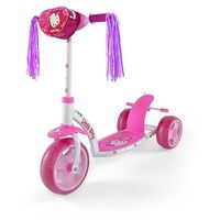 Milly Mally Scooter Active hulajnoga pink kitty