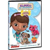 Klinika dla pluszaków: Leczymy zwierzaki. DVD