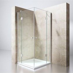 Kabina prysznicowa uchylna swiss- dv5000 marki Liniger