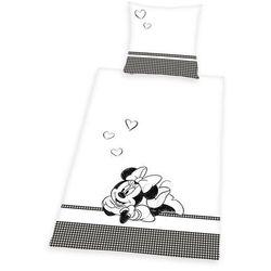 pościel minnie mouse partner new, 140 x 200 cm, 70 x 90 cm wyprodukowany przez Herding
