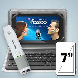 """Vasco electronics Vasco translator premium 7"""" z klawiaturą i skanerem"""