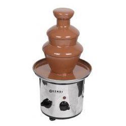 Hendi Fontanna do czekoladowego fondue 700g, 2 kaskady,