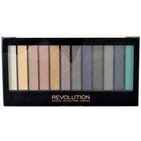 Makeup revolution london  redemption palette essential day to night 14g w cień do powiek