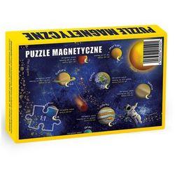 Puzzle Magnetyczne Poznaje Planety, 915101