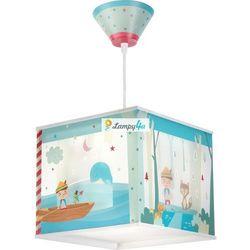 DALBER - Pinocchio Zwis 1 x E 27 Nr. kat.64472 z kategorii oświetlenie dla dzieci