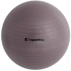 inSPORTline Top Ball 65 cm - IN 3910-5 - Piłka fitness, Ciemno szara - Ciemny szary - produkt z kategorii- Piłki i skakanki