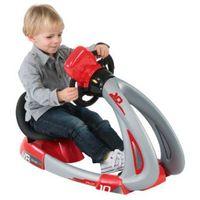 symulator jazdy dla dzieci racing v8 driver + uchwyt na smartphon, marki Smoby