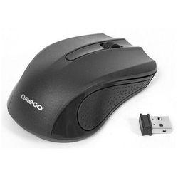 Mysz  om-419 wireless (41791) czarny marki Omega