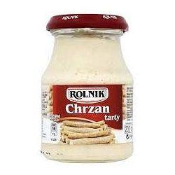 Chrzan tarty 200 g Rolnik - produkt z kategorii- Sosy i dodatki