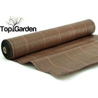Topgarden Agrotkanina mata 2,0x100m 70g/m2 uv brązowa - brązowy \ 200 cm \ 100 m