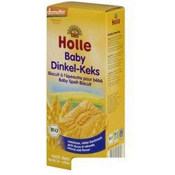 Keksy Orkiszowe Dla Dzieci Bio 150 G - Holle z kategorii Posiłki dla dzieci