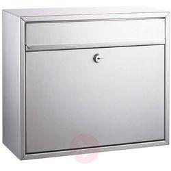 Alco Skrzynka na listy mount lakierowana na srebrno (4007735086015)