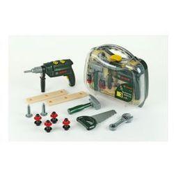 Klein Bosch Walizka z wiertarką i narzędziami 8416 - produkt z kategorii- skrzynki i walizki narzędziowe