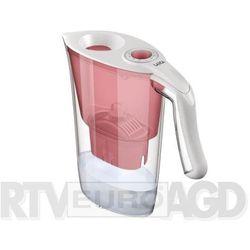 Laica Dzbanek filtrujący carmen aida white - red 2.3 l (8013240705712)