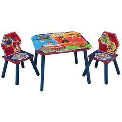 psi patrol stolik z krzesełkami dla dzieci marki Delta