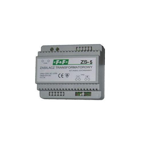 Zasilacz transformatorowy ZS-5 F&F - oferta (650e2c703741b21e)