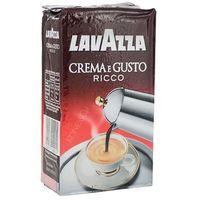 Kawa włoska  crema e gusto - gusto ricco 250g marki Lavazza