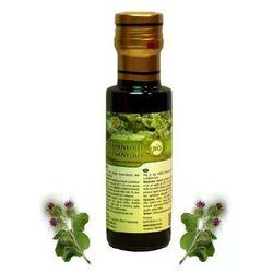 Olej łopianowy 100ml - produkt z kategorii- Oleje, oliwy i octy