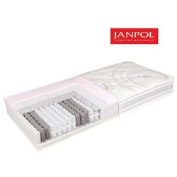 JANPOL ENYO - materac kieszeniowy, sprężynowy, Pokrowiec - Jersey Standard, Rozmiar - 100x190 WYPRZEDAŻ, WY