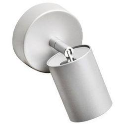 Nowodvorski Regulowana lampa kinkiet eye spot 6138 sufitowa oprawa ścienna metalowy spot reflektorek srebrny