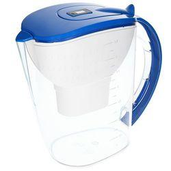 Wessper Dzbanek filtrujący aquamax wes026-bu niebieski 3,5l + filtr w zestawie (5902581697080)