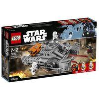 Lego STAR WARS El.rmowy czołg poduszkowy imperial assault hovertank 75152