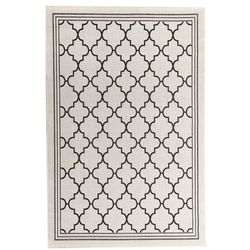dywan cottage wool/ black 160x230cm, 160 × 230 cm marki Dekoria