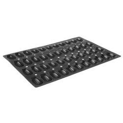 Forma silikonowa do pieczenia 600 x 400 mm, 44 x madeleine   HENDI, 676219