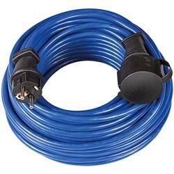 Brennenstuhl Przedłużacz Super Solid, 10 m, niebieski (4007123603534)