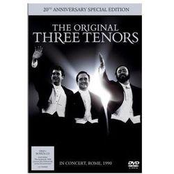 THREE TENORS - IN CONCERT (20TH ANNIVERSARY EDITION) - Album 2 płytowy (DVD+CD)