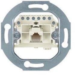 BERKER one.platform Mechanizm gniazda telefonicznego UAE pojedynczego (RJ11, RJ12, RJ45), kat. 3 534538 z kate