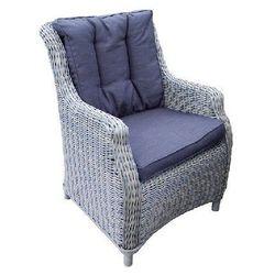Miloo :: Fotel ogrodowy z podłokietnikami Barcelona (różne kolory) - produkt z kategorii- Leżaki ogrodowe