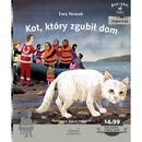 Kot który zgubił dom Poczytaj ze mną - Ewa Nowak, Ewa Nowak