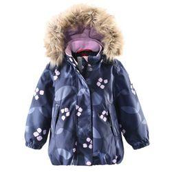 Kurtka zimowa Reima ReimaTec MUHVI granatowa w kwiaty - sprawdź w wybranym sklepie