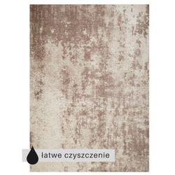 :: dywan lyon taupe 160x230cm - 160x230cm marki Carpet decor