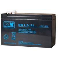 Akumulator żelowy 12V/7,2Ah MW Pb 151x65x95mm 6-9, kup u jednego z partnerów