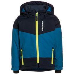 Name it NITSTORM Kurtka zimowa mykonos blue z kategorii kurtki dla dzieci