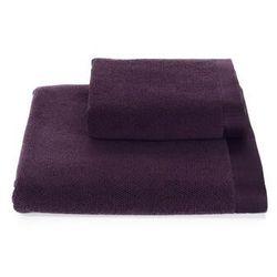 Soft cotton Ręcznik kąpielowy lord 85x150cm ciemnofioletowy
