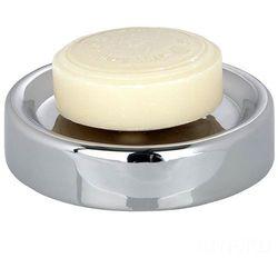 Mydelniczka POLARIS, ceramika chromowana - pojemnik na mydło w kostce (4008838198940)